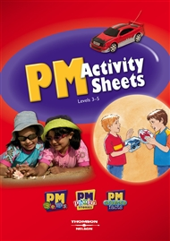 PM Activity Sheets on CD Level 3-5 (Site Licence) - 9780170128841