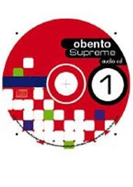 Obento Supreme Audio CDs - 9780170129664