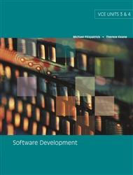 Software Development: VCE Units 3 & 4 - 9780170130585
