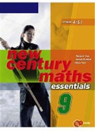 New Century Maths Year 9 Essentials: Stages 4/5.1 - 9780170130646