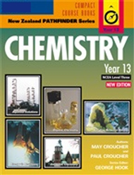 New Zealand Pathfinder Series: Chemistry Year 13, NCEA Level 3 - 9780170131315