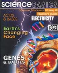 Science Basics: Book 4, Year 10 Teacher Book and CD - 9780170131414