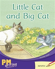 Little Cat and Big Cat - 9780170132152