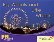 Big Wheels and Little Wheels - 9780170132169