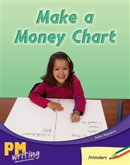 Make a Money Chart - 9780170132381