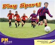 Play Sport! - 9780170132459
