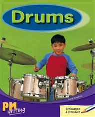 Drums - 9780170132466