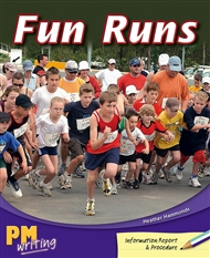 Fun Runs - 9780170132503