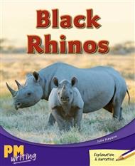 Black Rhinos - 9780170132527