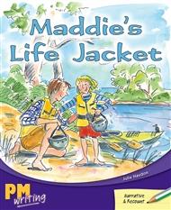 Maddie's Life Jacket - 9780170132633