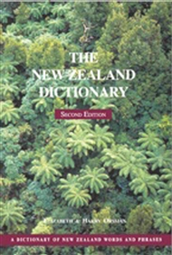 The New Zealand Dictionary - 9780170132848