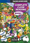 Complete Close Reading Book 1 Teacher Answer Book