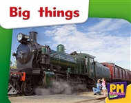 Big things - 9780170133418
