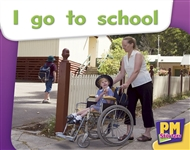 I go to school - 9780170133555