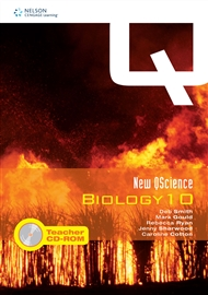 New QScience Biology 10 Teacher Resource Pack - 9780170135344