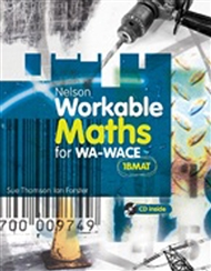 Workable Maths for WA - WACE 1BMAT - 9780170136013