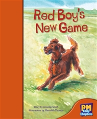 Red Boy's New Game - 9780170136174
