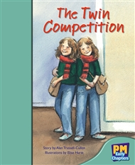 The Twin Competition - 9780170136259