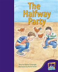 The Halfway Party - 9780170136280