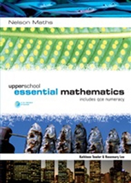 Upper School Essential Mathematics - 9780170136624