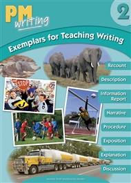 PM Writing Exemplar 2 Teaching Writing - 9780170160025
