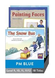 PM Stars Blue Pack x 18 - 9780170161084
