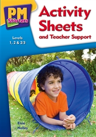 PM Starters Activity Sheets on CD - 9780170177818