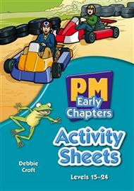 PM Early Chapters Activity CD - 9780170178037