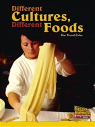 Different Cultures, Different Foods - 9780170179294