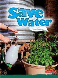 Save Water - 9780170179386