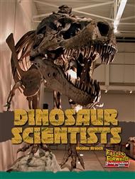 Dinosaur Scientists - 9780170179799