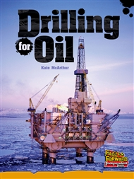Drilling for Oil - 9780170179928