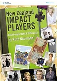 New Zealand Impact Players - 9780170180566