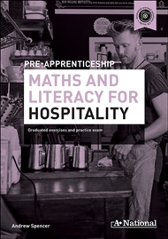 A+ National Pre-apprenticeship Maths and Literacy for Hospitality - 9780170181402