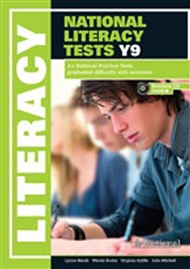 A+ National Literacy Practice Tests Year 9 - 9780170181761