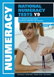 Numeracy Practice Tests Year 9 - 9780170181785