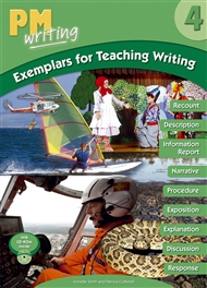 PM Writing 4 Exemplars for Teaching Writing - 9780170182355