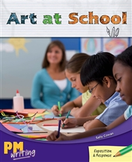 Art at School - 9780170182447
