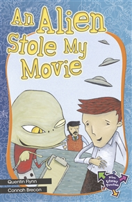 An Alien Stole My Movie - 9780170183529