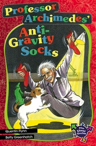 Professor Archimedes' Anti-Gravity Socks - 9780170183635