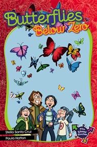 Butterflies Below Zero - 9780170183642