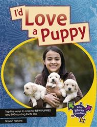 I'd Love A Puppy - 9780170183758