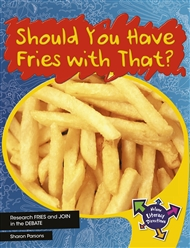 Should You Have Fries With That? - 9780170183772
