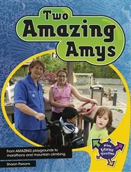 Two Amazing Amys - 9780170183789