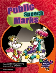 Public Speech Marks - 9780170184052