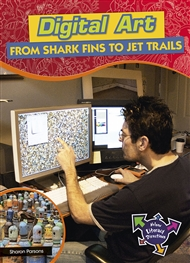 Digital Art: From Shark Fins To Jet Tails - 9780170184151