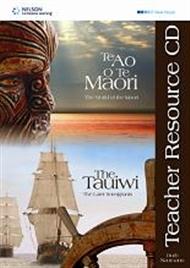 Te Ao O Te Maori and The Tauiwi Teacher's (Shared) Resource CD - 9780170185431
