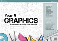 Year 9 Graphics Workbook - 9780170185622
