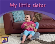 My little sister - 9780170186087