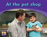 At the pet shop - 9780170186131